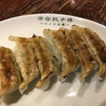 原宿餃子樓 - 焼き餃子