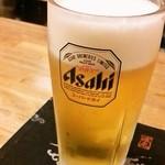 酒蔵盛盛 - 生ビール