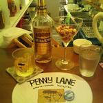 ペニーレーン - やっぱりバーボンが似合う。