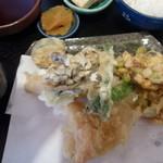 天藤 - 夏の天ぷら定食