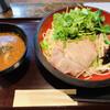 一酵や - 料理写真:スーラーつけ麺+パクチー