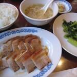 chuukasaikandouhatsu - 香港スタイルランチ(メイン選択)