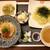 植本家 - 料理写真:つけ麺定食