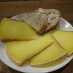TRES - チーズ工房イカガワのチーズ「ムチュリ」