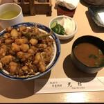 140226477 - スペシャルかき揚げ丼 1800円