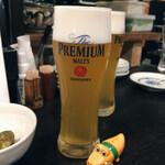 土佐のおきゃく - 高知らしい ゆずビール(´ω`)
