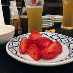 土佐のおきゃく - 暖かい土地にて 高知のトマトは甘いんです(〃ω〃)
