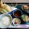 きくのや - 料理写真:天ぷら定食