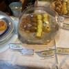 Pommier - 料理写真:ビュッフェのパン オーブンで焼きます。