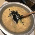 水炊き・焼鳥 とりいちず - 雑炊
