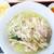順風源 - 料理写真:鶏肉タン麺(半チャーハン付き)