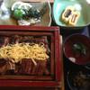 Juuki - 料理写真:鰻定食(鰻重又は鰻せいろ蒸し・う巻き・うざく・肝吸い・お漬物)2790円