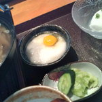 レストラン 戸々魯 - せんべい汁定食700円