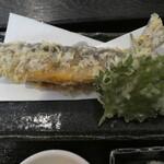 140244237 - いわなの天ぷら