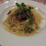 オリーブ キッチン - パスタ「なすのアーリオオーリオ」