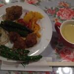 オリーブ キッチン - 1皿目