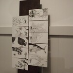 Installation Table ENSO L'asymetrie du calme - メニューは イラストです