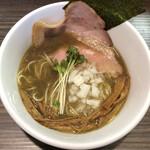 140253022 - 濃厚煮干蕎麦(800円)