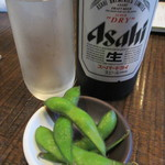 14026549 - ビール(枝豆はサービス)