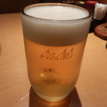 牛若 - 「生ビール」です