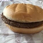 マクドナルド - 料理写真:ハンバーガー