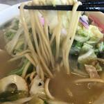 長崎亭 - ちゃんぽん麺