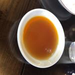 長崎亭 - 餃子のタレ