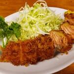 ニュー ニコニコ - 生鮭フライ