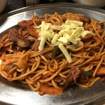 焼肉 一歩 - 料理写真:スジナポリ