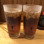 漁火 - 烏龍茶×2