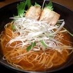 亀戸らぁ麺 零や - 醤油そば(700円)