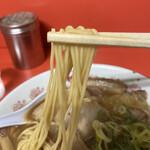140271812 - 角細ストレート麺。