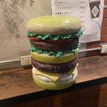 CAFE DAYS - ハンバーガー