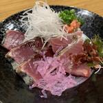 肉と魚 あおき -