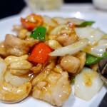 Jindhinrou - 鶏とカシューナッツ炒め(小皿)