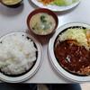 フジランチ - 料理写真:ハンバーグステーキライス付