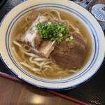 読谷山そば - 料理写真: