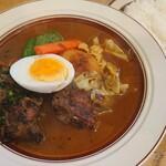 スープカレー店 34 - 料理写真:ジャークチキンカレー(1000円)
