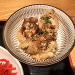 鶏焼肉のんき -