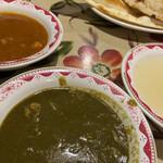 インドや・ながら   - 料理写真: