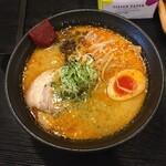 麺処 松。 - 担々麺 900円