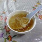 140288119 - 美味しいスープ(毛湯)♪