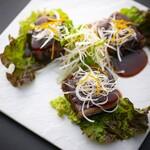 Col Bleu - 角煮黒酢酢豚