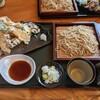 くりもと - 料理写真:天ぷら付きそば 1,540円