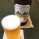 140289371 - 瓶ビール(アサヒスーパードライ)