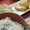 ばん傘 - 料理写真:日替わり定食