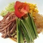 Nanshoumantouten - 中華冷麺