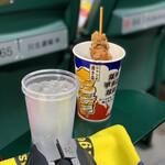 阪神甲子園球場 - 甲子園名物ジャンボ焼き鳥