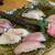 割烹 福寿司 - 地魚にぎり 3000円