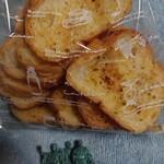 モルバン - 料理写真:ガーリックラスク 151円